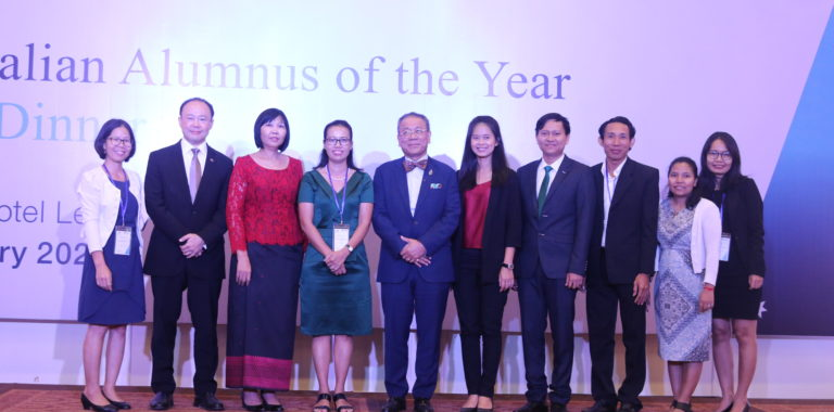 Australian Alumni of the Year 2019